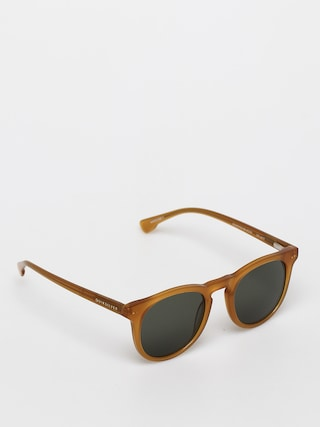 Quiksilver Jericho Sunglasses (shi cry caramel/gree)