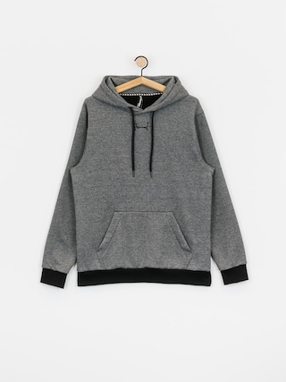 Stoprocent Smalltag HD Hoodie (grey heather)