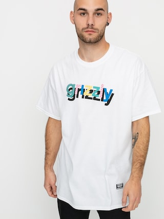 Grizzly Griptape To The Max T-shirt (white)