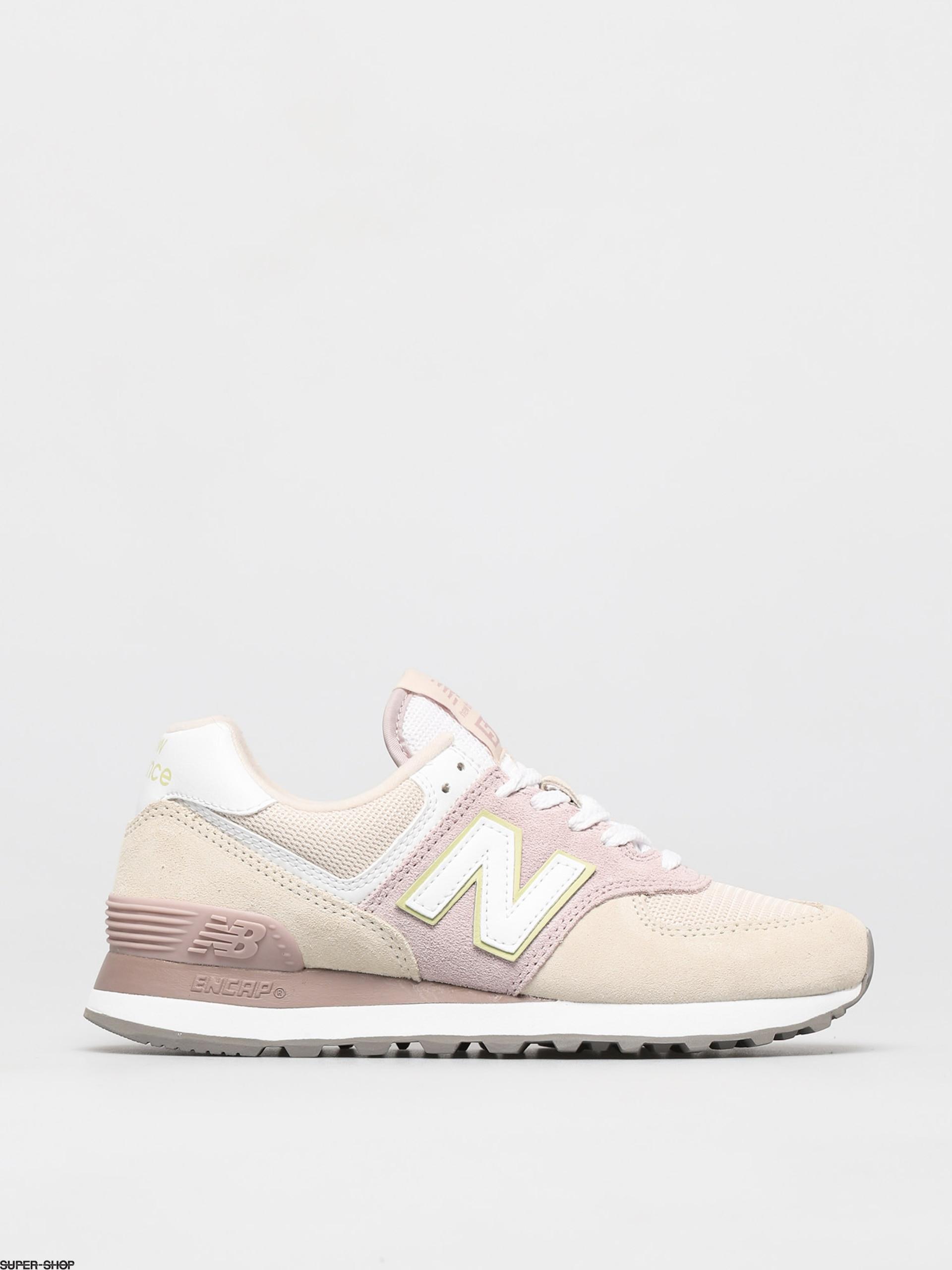 New Balance 574 Shoes Wmn (pink)