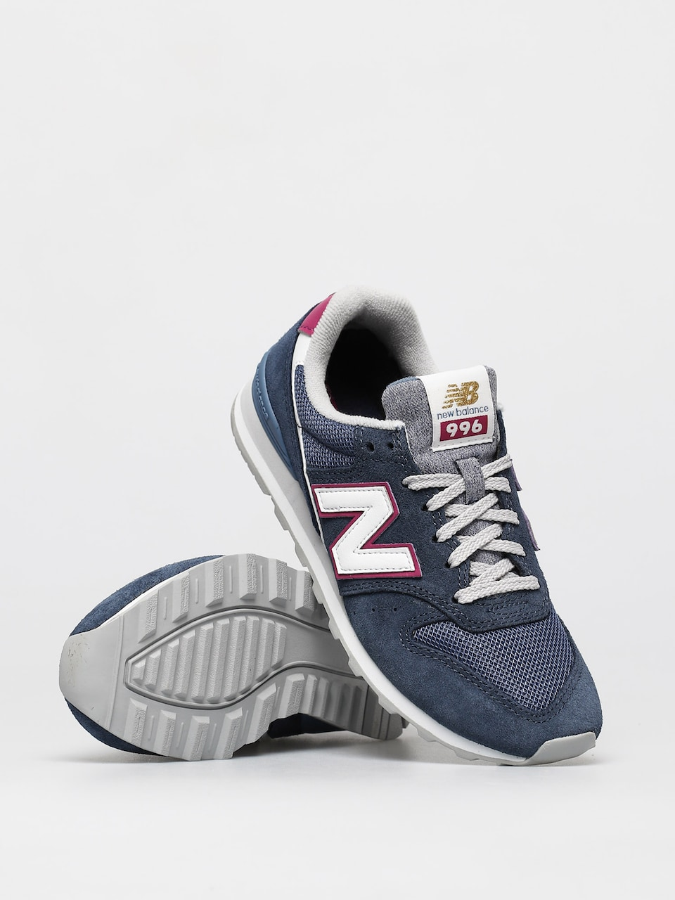 New Balance 996 Shoes Wmn (navy)