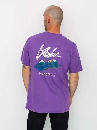 Koka Outdoor T-shirt (violet)