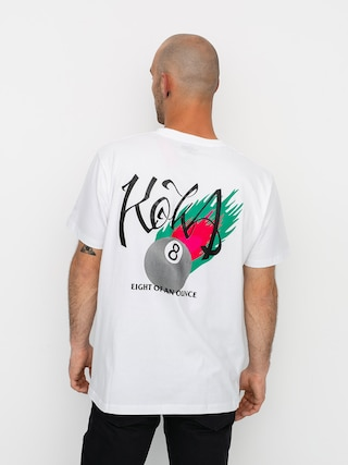 Koka 1/8 Ounce T-shirt (white)