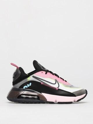 Nike Air Max 2090 Shoes Wmn (white/black pink foam lotus pink)