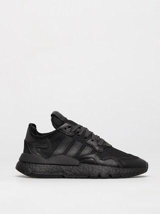 adidas Originals Nite Jogger Shoes (cblack/cblack/cblack)