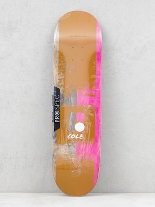 Plan B Cole Painted Deck (old black/brown/pink)