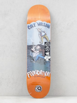 Foundation Wilson Student Deck (orange)