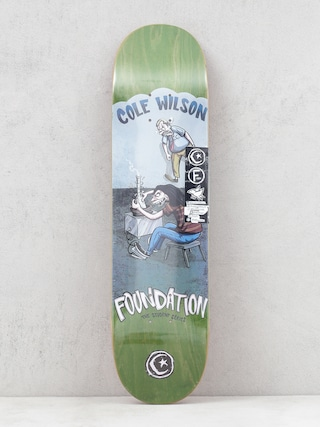 Foundation Wilson Student Deck (green)