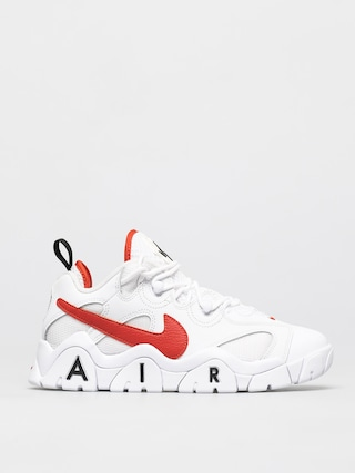 Nike Air Barrage Low Shoes (white/team orange/black/black)