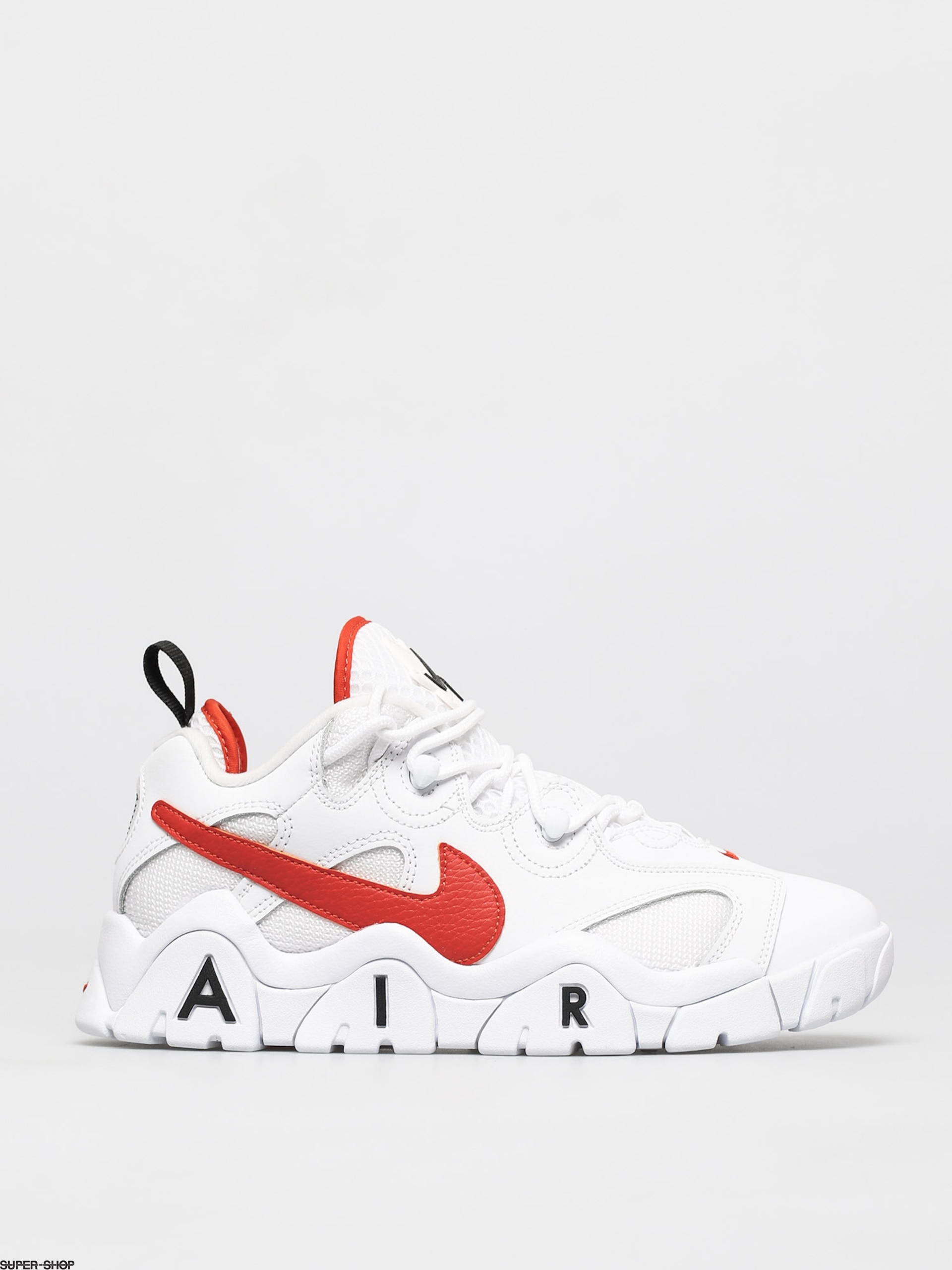 Nike Air Barrage Low Shoes (white/team