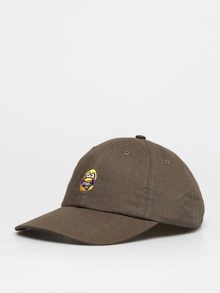Polar Skate Dane Face ZD Cap (army green)