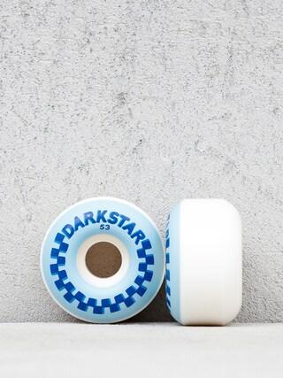 Darkstar Checker Wheels (blue)