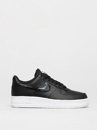 Nike Air Force 1 07 Essential Shoes Wmn (black/black white)