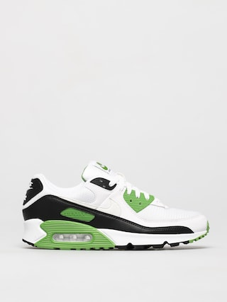 Nike Air Max 90 Shoes (white/white chlorophyll black)