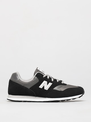 New Balance 393 Shoes (black)
