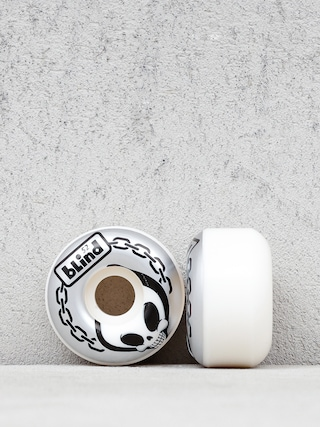 Blind Reaper Chain Wheels (silver/white)