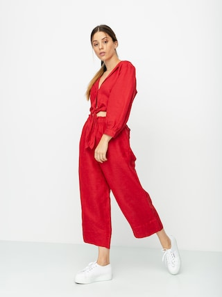 Brixton Eden Top Shirt Wmn (lava red)