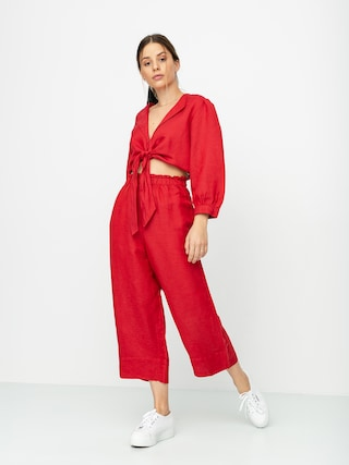 Brixton Luna Pants Wmn (lava red)