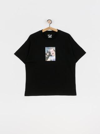 Polar Skate Sponsor Me T-shirt (black)
