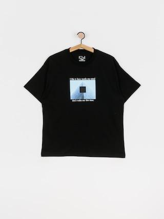 Polar Skate I Like It Here T-shirt (black)