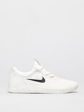 Nike SB Nyjah Free 2 0 Shoes (summit white/black summit white)