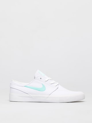 Nike SB Zoom Janoski Canvas Rm Shoes (white/tropical twist white)