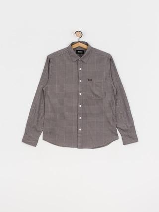 Brixton Bozeman Flnl Shirt (mauve)