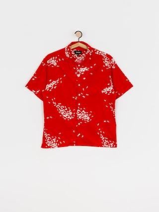 Brixton Lovitz Wvn Shirt (rdwht)