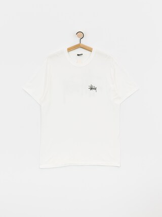 Stussy Basic T-shirt (white)