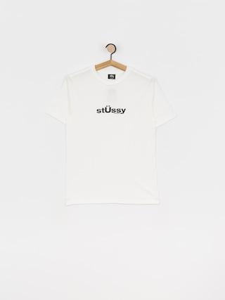 Stussy Big U T-shirt Wmn (white)