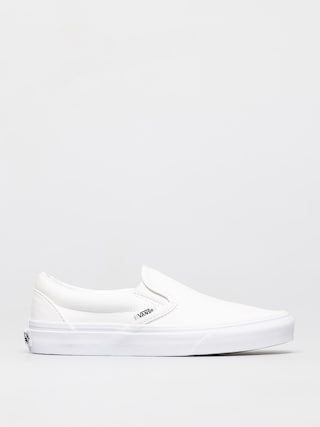Vans Shoes Classic Slip On (true white)