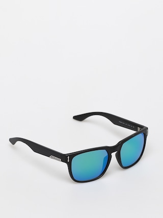 Dragon Monarch Sunglasses (matte black/ll green ion)