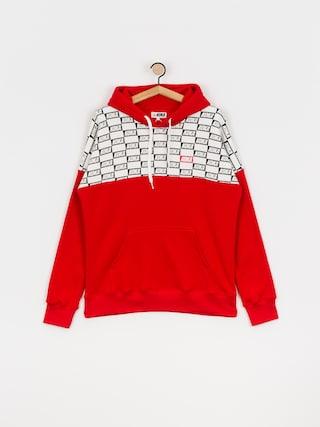 Koka Checkmate HD Hoodie (red)