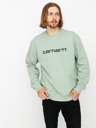 Carhartt WIP Carhartt Sweatshirt (frosted green/black)