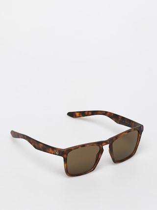 Dragon Drac Sunglasses (mtt tortoise purpl/ll brown)