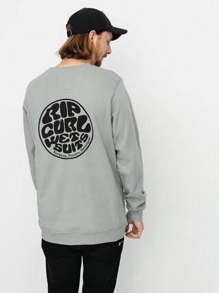Rip Curl Wettie Crew Sweatshirt (grey)