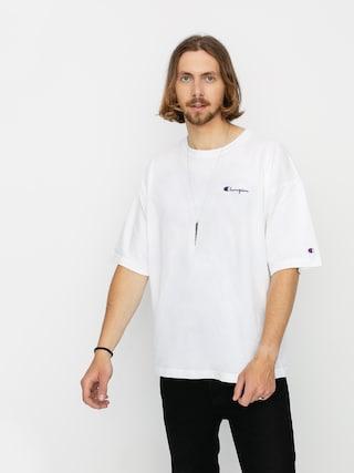 Champion Crewneck 214282 T-shirt (wht)