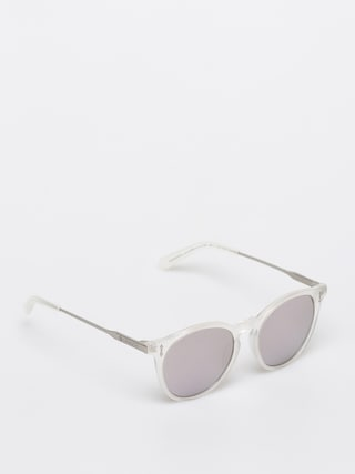 Dragon Hype Sunglasses (milky crystal/ll silver ion)