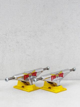 Venture X Thrasher Tm Hi Trucks (polished/yellow)