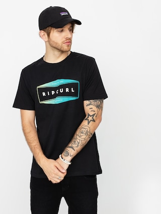 Rip Curl Neon T-shirt (black)