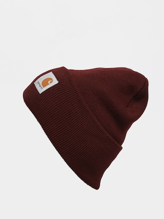 Carhartt WIP Acrylic Watch Beanie (bordeaux)