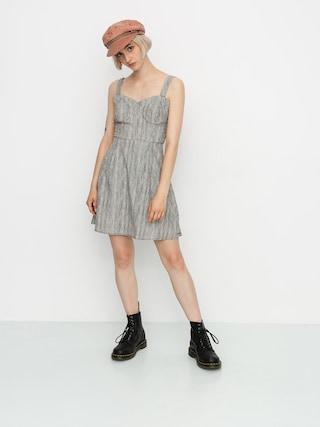 Volcom Newdles Dress Wmn (stripe)