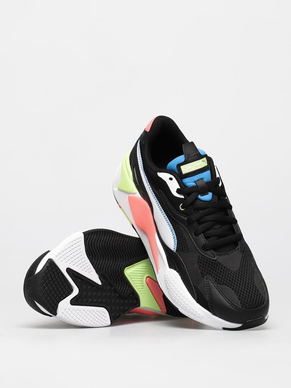 Puma Rs X Millenium Shoes (black/white)