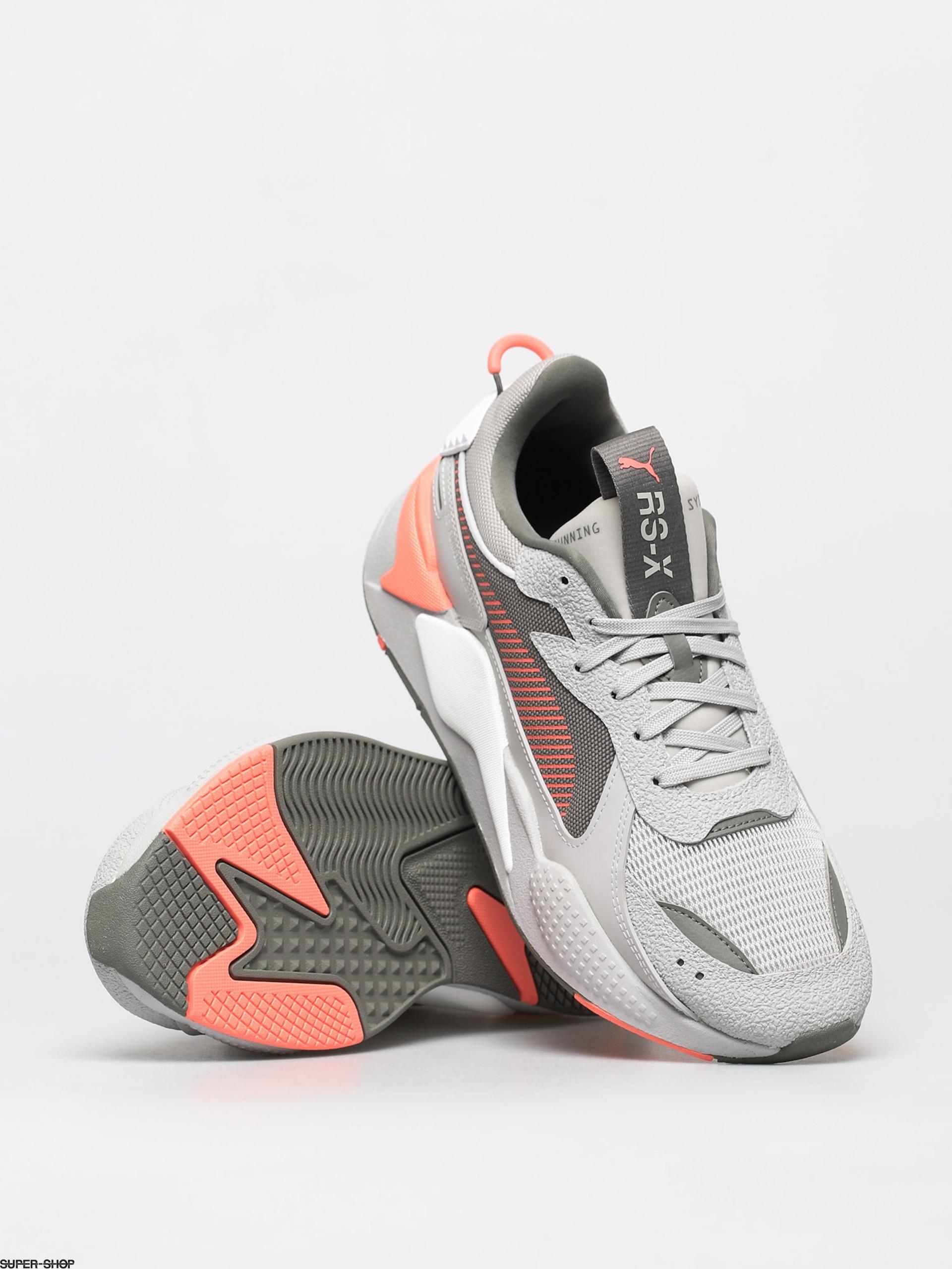 Puma Rs X Hard Drive Shoes (gray violet