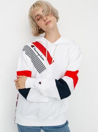 Champion Sweatshirt HD 112758 Hoodie Wmn (wht)
