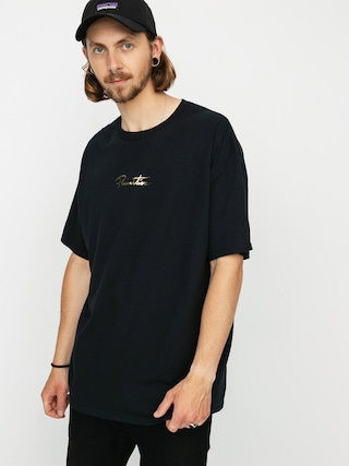Primitive Nuevo Gold Foil T-shirt (black)