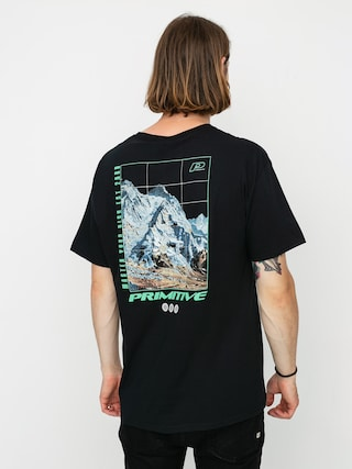 Primitive Summit T-shirt (black)