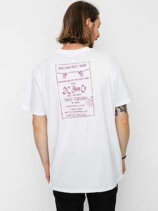 DC Taco Tuesday T-shirt (white)
