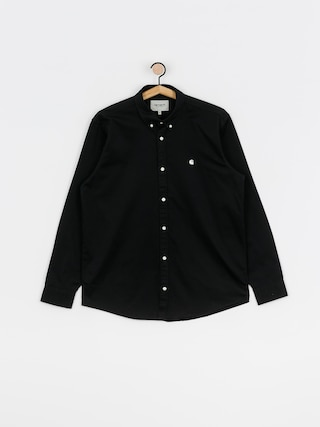 Carhartt WIP Madison Shirt (black/wax)