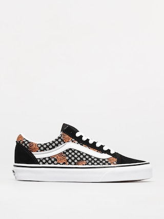 Vans Old Skool Shoes (tiger floral/black/true white)